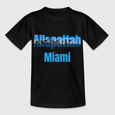 Love Florida Allapattah Miami, United States, Country Tourist Gifts - Kids' T-Shirt