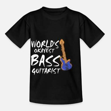 Bassist Bassist - Kinder T-Shirt