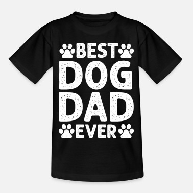 Wallpaper Best Dog Dad Ever | Father's Day Father's Day gift - Kids' T-Shirt