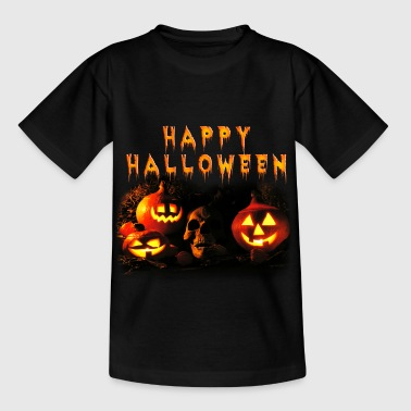 happy_halloween_o - T-shirt Enfant