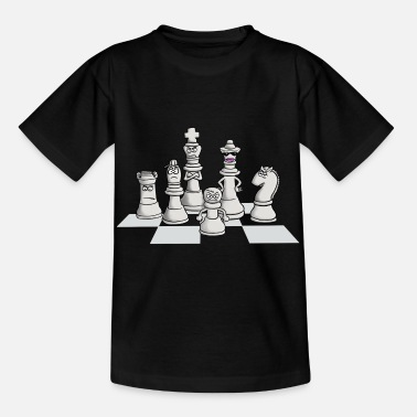 Schach chess_gang - Kinder T-Shirt