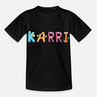 Karriere Karri - Kinder T-Shirt