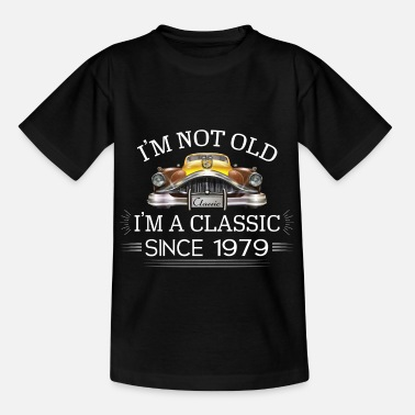 Live -Classic Since 1979- - Kids' T-Shirt