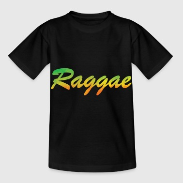 raggae - Kids' T-Shirt