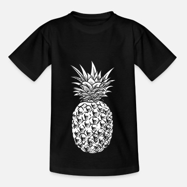 Sunglasses Cool Pineapple Pineapple Gift Sunglasses - Kids' T-Shirt