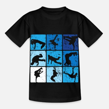 Breakdance Breakdance - Kinder T-Shirt