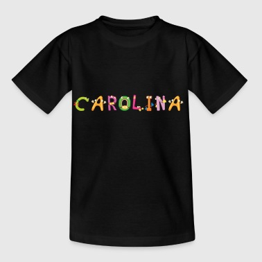 Carolina - Kinder T-Shirt