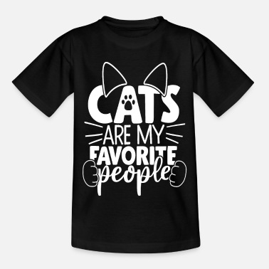 Cat Cat lovers - Kids' T-Shirt