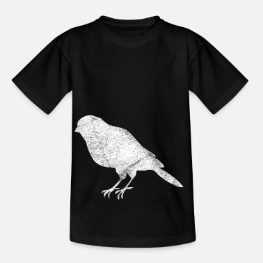 Bird Bird bird owner gift birds bird of prey - Kids' T-Shirt