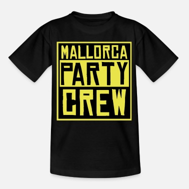 Party mallorca party crew - Kinder T-Shirt