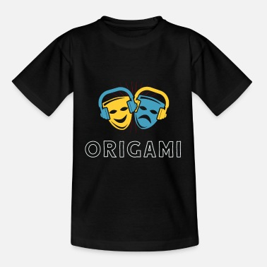 Origami Origami - Kinder T-Shirt