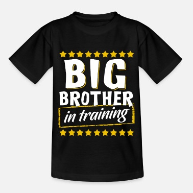 Big Brother Announcement Big Brother In Training, Big Brother In Training - Kids' T-Shirt