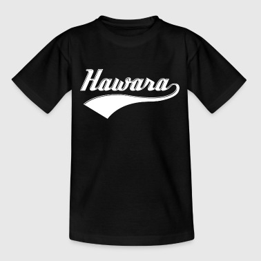 Hawara - Austria dialect dialect buddy language - Kids' T-Shirt