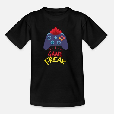Juego ShirtActs Game Freak - Camiseta niño