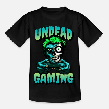 Undead undead gaming - Kinder T-Shirt