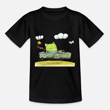 Collection Frog t-shirt - Kids' T-Shirt