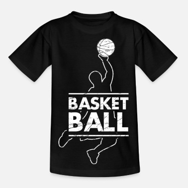 Basketball Basketballer Sportsman Sports Gift - Camiseta niño