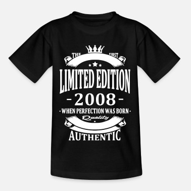 2008 Limited Edition 2008 - Kinder T-Shirt