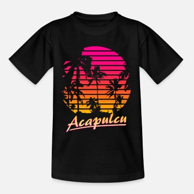 Inspiration Acapulcu - Kids' T-Shirt