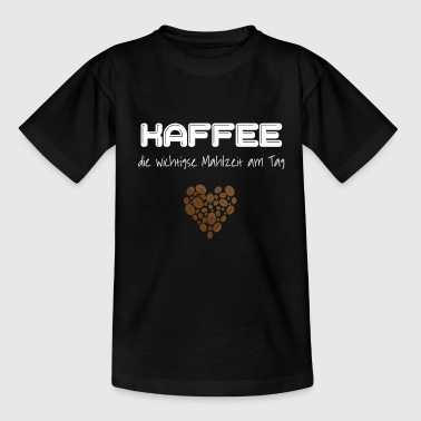 Cafe Coffee Bean Coffee Bean Cafe Coffee - Kids' T-Shirt