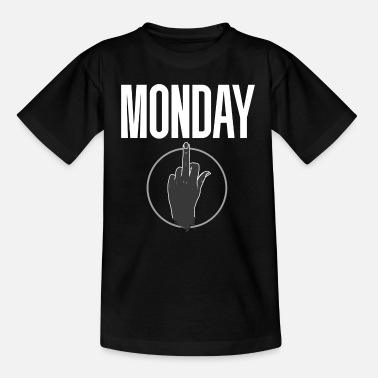 Monday Monday monday - Kids' T-Shirt