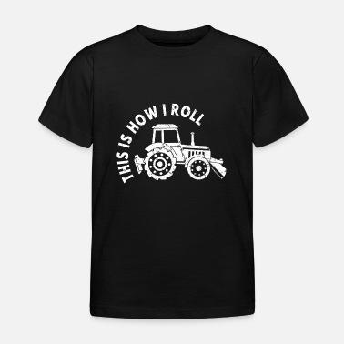 53ed9efe0 Bestill Traktor Barn & babyer på nett   Spreadshirt