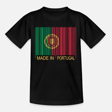 Made in Portugal - Kids' T-Shirt