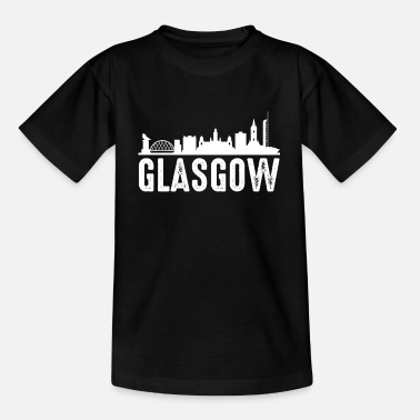 Glasgow Glasgow - Kids' T-Shirt