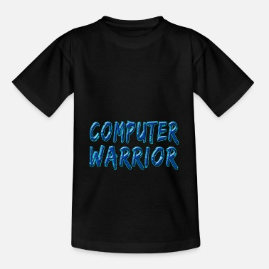 Informatique Guerrier informatique - Guerrier informatique - T-shirt Enfant