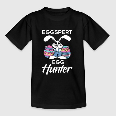 Eggspert Egg Hunter - Easter Rabbit - T-shirt barn