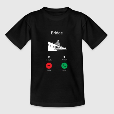 Bridge samtal - T-shirt barn