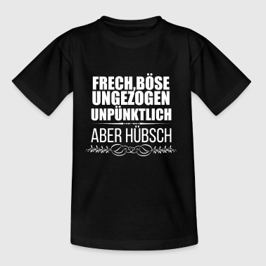 Scherz - Kinder T-Shirt