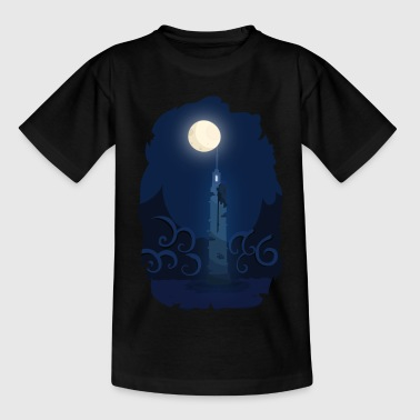 Moonlinght Tower - Kids' T-Shirt