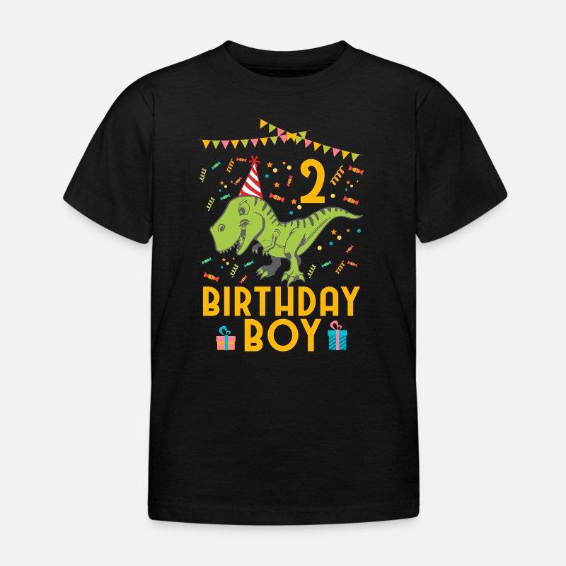 Kids T ShirtBirthday Boy