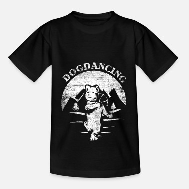 Dog Sports Dogdancing gift - Kids' T-Shirt