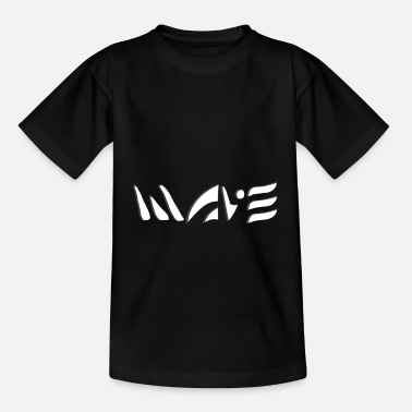 Wave WAVE / WAVE - Kids' T-Shirt