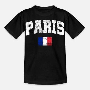 Paris Paris Paris - Kids' T-Shirt