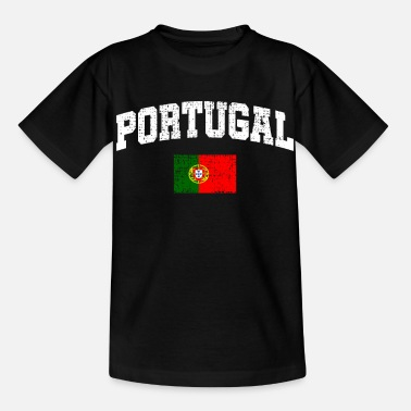Portugal Portugal - Kids' T-Shirt