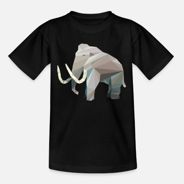 Primeval Times Primeval times abstract - Kids' T-Shirt