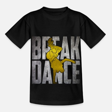 breakdance - Kinderen T-shirt