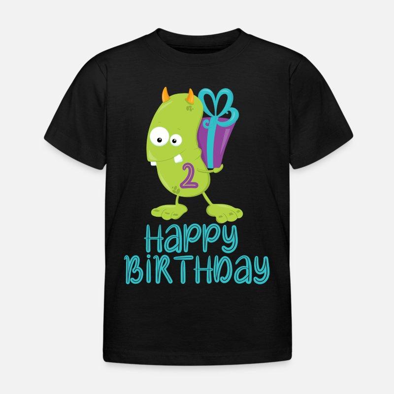 2Geburtstag 2nd Birthday Von Frankensteinstochter