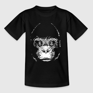 Head of a gorilla - Kids' T-Shirt