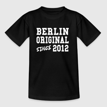 Original Berlin 2012 T-shirt cool cadeau enfants - T-shirt Enfant