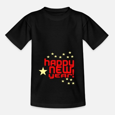Happy New Year - Kinder T-Shirt