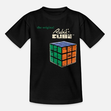 Vintage Rubik's Cube The Original - T-shirt Enfant