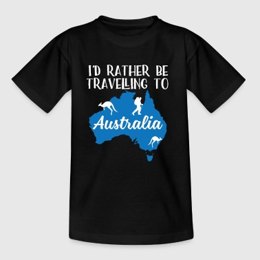 Backpacker Travel - Camiseta niño