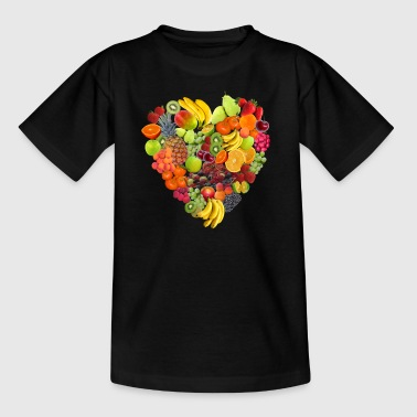 Isles of fruit lovers by Isles of Shirts - Kids' T-Shirt