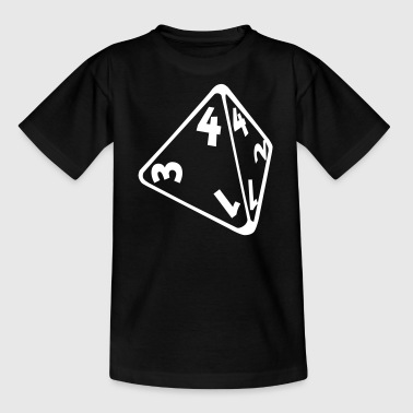 Rolling Dice Partnershirt - Baby - Kids' T-Shirt