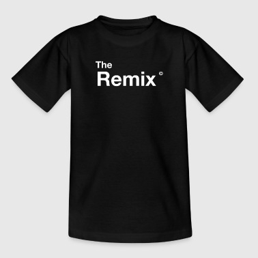 REMIX Kind Team mit Original Familie partnerlook - Kinder T-Shirt