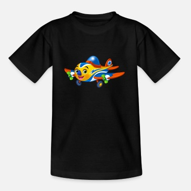Vliegtuig Arthur Collection - Kinderen T-shirt